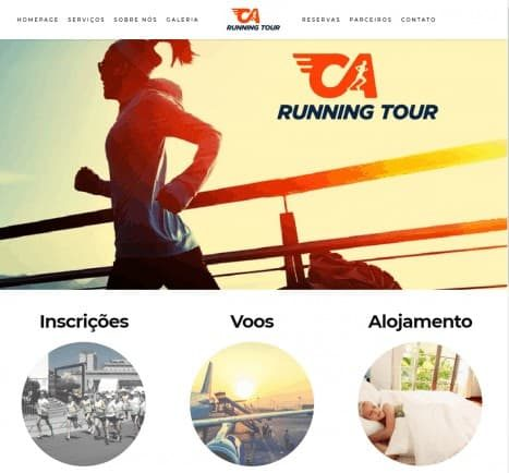 wordpress running tour 1